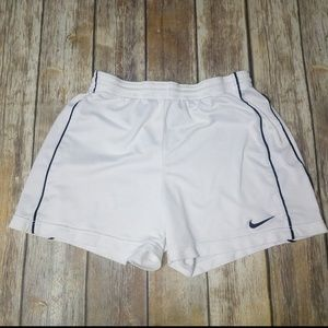 Nike Dri- Fit Mesh Drawstring Shorts
